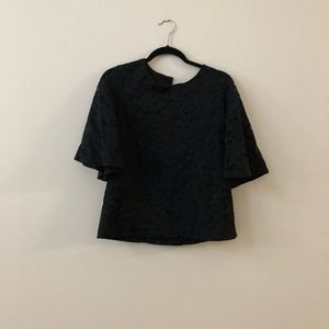 NWT banana Republic lace top.